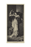 Scene from Faust Giclee Print by Hans Makart