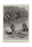 The Escape of Captains Haldane and Le Mesurier from Pretoria Giclee Print by Henry Charles Seppings Wright
