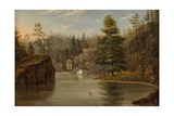Gorge of the St. Croix, 1847 Giclee Print by Henry Lewis