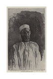 Mlozi, the Arab Leader in Nyasaland, Tried by a Council of Chiefs and Hanged Giclee Print by Harry Hamilton Johnston