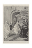 The Coronation of the Czar Wydruk giclee autor G.S. Amato