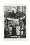 The Franciscan Sculptor, from the Exhibition of the Royal Academy Giclee Print by Henry Stacey Marks