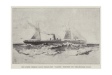 The North German Lloyd Steam-Ship Salier, Wrecked Off the Spanish Coast Giclee Print by Henry Charles Seppings Wright