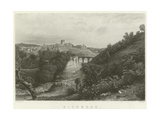 Richmond Giclee Print by Henry Warren