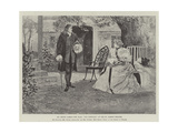 Mr Henry James's New Play, Guy Domville, at the St James's Theatre Giclee Print by Henry Charles Seppings Wright
