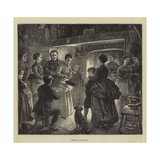 Shrove Tuesday Giclee Print by Henry Woods