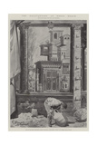 The Excavations at Bosco Reale Giclee Print by G.S. Amato