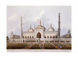 Mosque at Lucknow, 1824 Giclee Print by Henry Salt