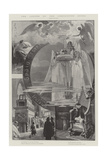 The Legend of the Coronation Stone Giclee Print by G.S. Amato