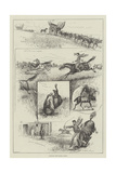 Sketches from Buenos Ayres Giclee Print by Henry Charles Seppings Wright