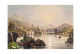 Port of Passages, 1828 Giclee Print by Henry Wilkinson