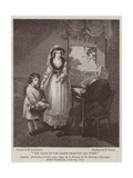 Dress, Manners, and Art in the Last Century Giclee Print by Henry Singleton