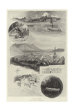 Sketches in Venezuela Giclee Print by Henry Charles Seppings Wright