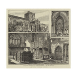 Arundel Church, Sussex Giclee Print by Henry William Brewer