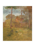 Orange Road, Tarpon Springs, C.1893 Giclee Print by George Snr. Inness