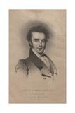 John D. Godman, M.D. Giclee Print by Henry Inman