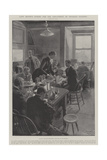 Lady Meath's Scheme for the Employment of Disabled Soldiers Giclee Print by G.S. Amato