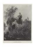 Meadow Sweet Giclee Print by Henry John Yeend King