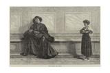 Ser Pandolfo Giclee Print by Henry Wallis