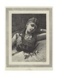 Haidee Giclee Print by George L. Seymour