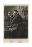 The Apothecary Giclee Print by Henry Stacey Marks