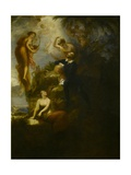The Vision of Shakespeare, 1829-30 Giclee Print by Henry Howard