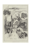 Rambling Sketches, Rye and Winchelsea Giclee Print by Herbert Railton
