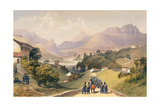 Alza, Renteria and Lesso, 1838 Giclee Print by Henry Wilkinson