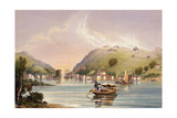Passages, Lord John Hay's Position, 1838 Giclee Print by Henry Wilkinson