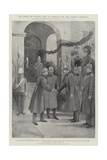 The Prince of Wales's Visit to Germany for the Kaiser's Birthday Giclee Print by Henry Charles Seppings Wright