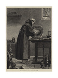 The Convent Drudge Giclee Print by Henry Stacey Marks
