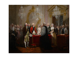 The Marriage of the Duke and Duchess of York, 1791 Giclee Print by Henry Singleton