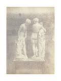Statuary Study, 1839 Giclee Print by Hippolyte Bayard