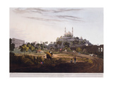 A View at Lucknow, 1824 Giclee Print by Henry Salt