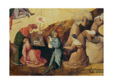 The Tooth Puller Giclee Print by Hieronymus Bosch