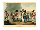 A Camp Scene, 1794 Giclee Print by Henry William Bunbury
