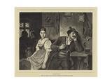 Jealousy Giclee Print by Hugo Kauffmann
