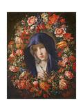 Madonna Giclee Print by Il Sassoferrato