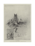 Ely Cathedral Giclee Print by Herbert Railton