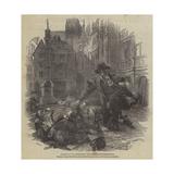 Massacre of St Bartholomew Giclee Print by Hippolyte Delaroche