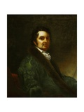 Joseph Michael Gandy, C.1822 Giclee Print by Henry William Pickersgill