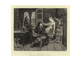 For Ever Giclee Print by Herbert Gustave Schmalz