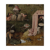 An Allegory of Intemperance, C.1495-1500 Giclee Print by Hieronymus Bosch