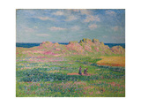 The Island of Ouessant, 1901 Giclee Print by Henry Moret