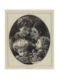 Once a Year Giclee Print by Henry Woods
