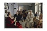 Before Wedding, Ca 1891 Giclee Print by Illarion Mikhailovich Pryanishnikov