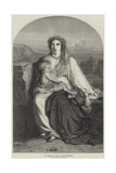 The Repose in Egypt Giclee Print by Hippolyte Delaroche