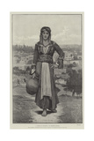 A Woman of Nazareth Giclee Print by Herbert Gustave Schmalz