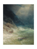 The Survivor, 1892 Giclee Print by Ivan Konstantinovich Aivazovsky
