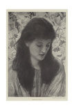 Neaera Giclee Print by Henry Ryland